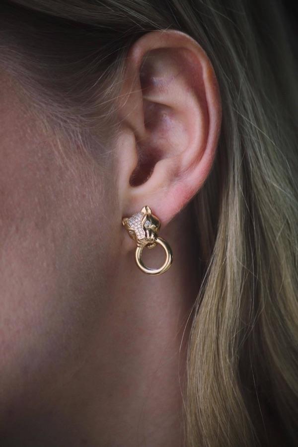 Monaco Ear Gold