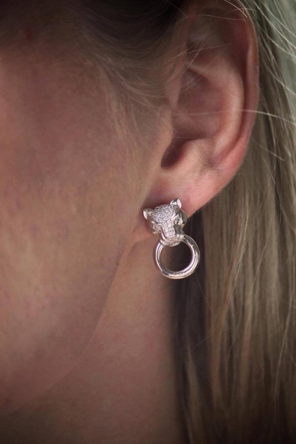 Monaco Ear Silver