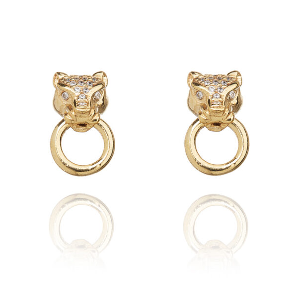 Monaco Mini Ear Gold