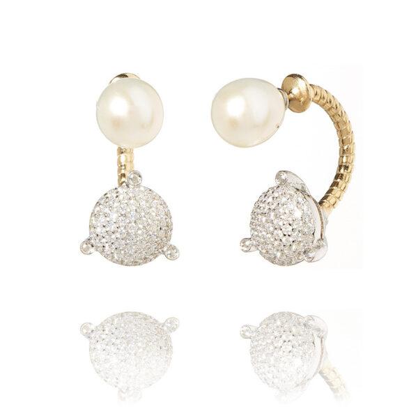 Paris Ear Gold