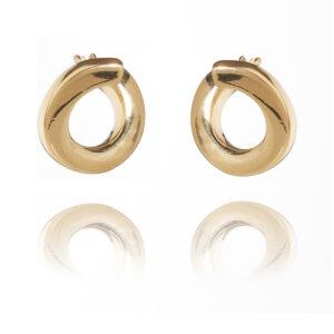 Chiara Ear Gold