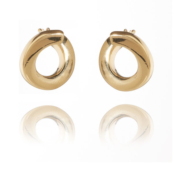 Chiara Ear Gold