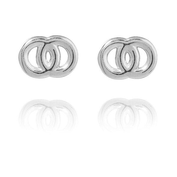 Milano Ear Silver