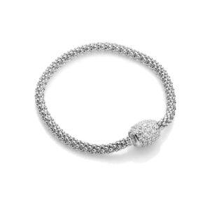 Rio Brace Silver