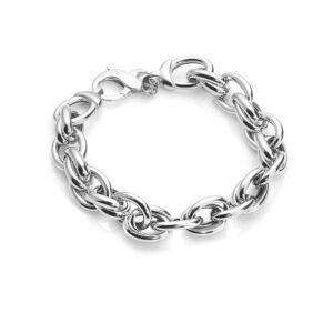Prag Brace Silver