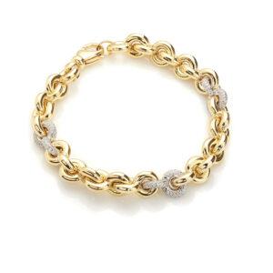 Madison Brace Gold