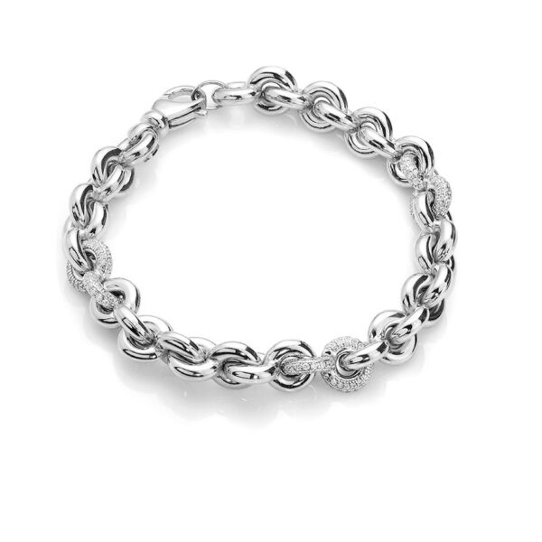 Madison Brace Silver