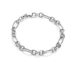Figaro Brace Silver
