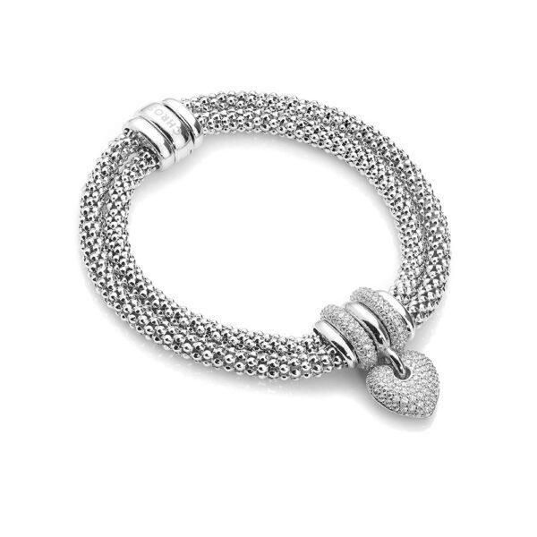 Love Actually Brace Silver