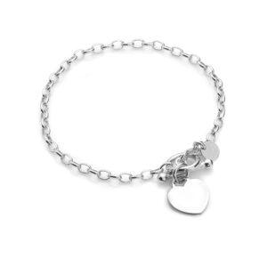 Tiffany Brace Silver