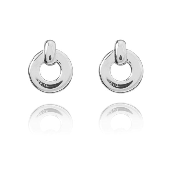 Luna Ear L Silver