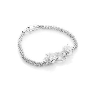 Monaco Brace Silver