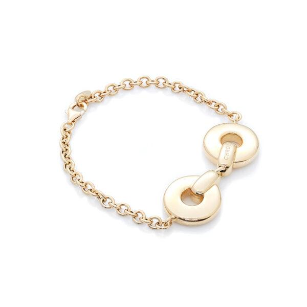 Luna Double Brace Gold