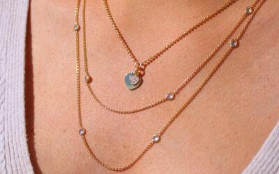 Halsband för kvinnor